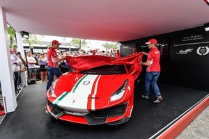Ferrari lãi khoảng 80.000 USD mỗi siêu xe bán ra