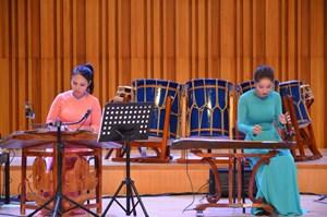 Festival Âm nhạc mới Á – Âu lần 2:  Quảng bá đàn bầu Việt Nam