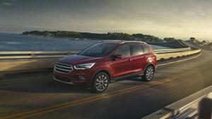 Ford đưa Escape phiên bản Hybrid cắm - sạc ra chạy thử