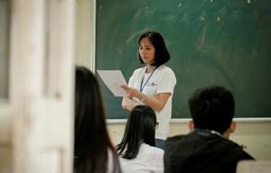 Gần 86.000 học sinh Hà Nội bắt đầu 'cuộc đua' vào lớp 10 trường công
