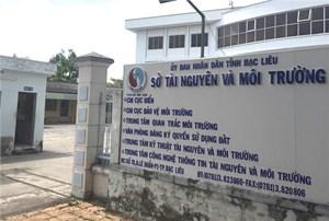 GĐ Trung tâm Kỹ thuật TN&MT Bạc Liêu vẫn chưa bàn giao nhiệm vụ cho người mới