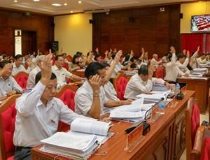Bế mạc Kỳ họp thứ 8, HĐND tỉnh Đắk Lắk khóa IX