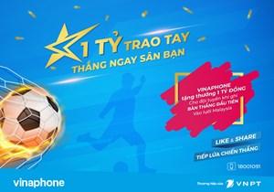 Ghi bàn vào lưới Malaysia, tuyển Việt Nam sẽ nhận 1 tỷ đồng