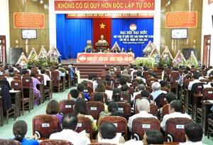 Gia Lai: Đại hội MTTQ Việt Nam thành phố Pleiku