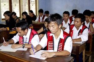 Gia Lai: Phân luồng học sinh dân tộc thiểu số sau THCS