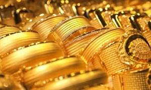 Giá vàng giảm xuyên đáy