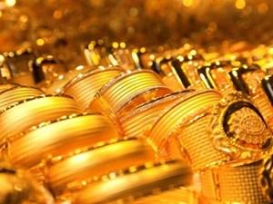 Giá vàng trong nước không đổi, trong khi thế giới tăng nhẹ