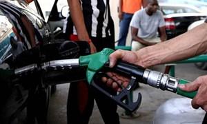Giá xăng tăng thêm 518 đồng/lít