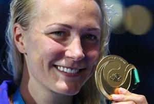 Giải bơi VĐTG 2017 có thêm hai kỷ lục ở Budapest