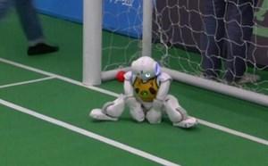 Giải bóng đá dành cho robot