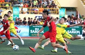 Giải Bóng đá phong trào ngoại hạng năm 2018