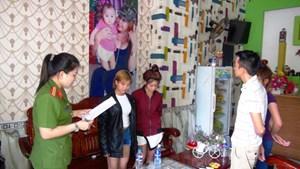 Giải cứu nhiều em gái bị ép làm việc ở những cơ sở nhạy cảm