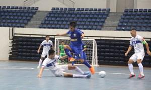 Giải Futsal VĐQG 2016: Hấp dẫn dưới sân, nguội lạnh khán đài
