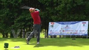 Giải golf EVAG - Moscow mở rộng quy tụ người Việt khắp năm châu