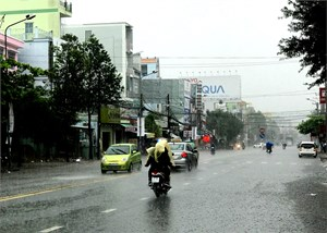 Giải pháp phòng tránh thiệt hại do thiên tai thời kỳ mưa trái mùa
