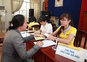 Giải quyết 69.206 hồ sơ hưởng lương hưu và trợ cấp BHXH hàng tháng