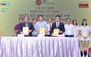 Giải xe đạp quốc tế VTV Cúp Tôn Hoa Sen lần thứ 3/2018