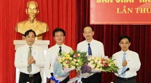 Hà Tĩnh: Giám đốc Sở Thông tin và Truyền thông làm Bí thư Huyện ủy Nghi Xuân