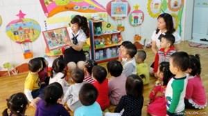 Giáo dục kỹ năng cảm xúc xã hội cho trẻ mầm non