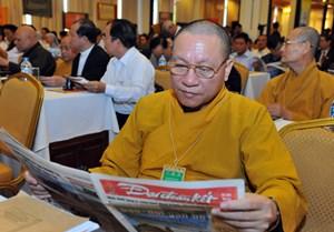 Giáo hội Phật giáo Việt Nam: Bảo vệ môi trường là bảo vệ chính mình