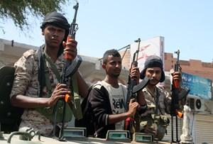 Giao tranh dữ dội ở miền Nam Yemen