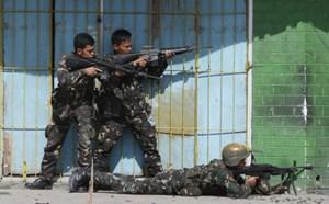 Giao tranh ở miền nam Philippines, 18 binh sĩ thiệt mạng