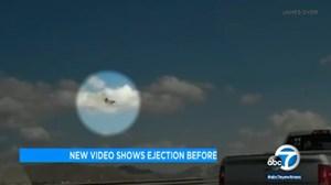Giây phút phi công F-16 Mỹ nhảy dù khỏi tiêm kích đâm thủng mái nhà