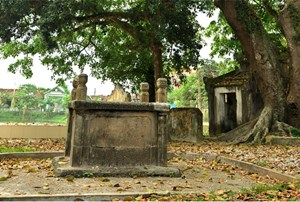 Giếng Chăm ở Quảng Phương