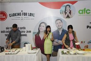 Giới thiệu ẩm thực thế giới với khán giả Việt Nam