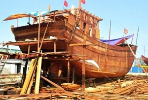 Gỡ bỏ nhiều điểm nghẽn cho ngư dân vay vốn đóng tàu