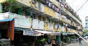 Gỡ khó cho chung cư cũ