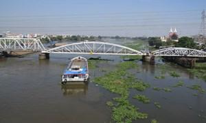 Gỡ khó dự án đường sông Sài Gòn