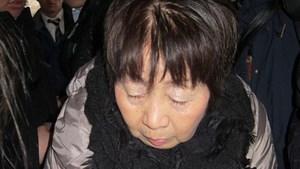 'Góa phụ đen' Nhật Bản cúi đầu nhận tội trước tòa