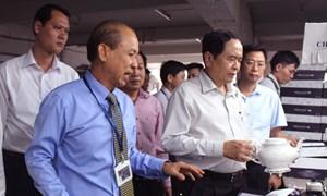 Gốm sứ Minh Long góp phần đổi mới đất nước và quảng bá thương hiệu quốc gia