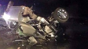 Vụ tai nạn 4 người chết: Nạn nhân gồm 2 bố con và 2 ông cháu