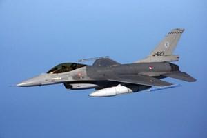 Hà Lan điều máy bay chiến đấu bảo vệ máy bay chở hành khách gây rối