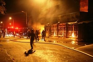 Hà Nam: Khẩn trương khắc phục hậu quả vụ cháy chợ Phủ Lý