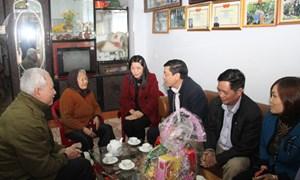 Hà Nam: Phong tặng, truy tặng danh hiệu Bà mẹ Việt Nam Anh hùng