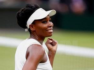 Hạ nhà vô địch Roland Garros, Venus lập nhiều dấu mốc lịch sử