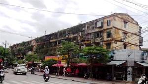 Hà Nội: Báo cáo kế hoạch cải tạo, xây dựng lại chung cư cũ trước 31/12