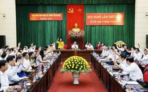Hà Nội: Bầu bổ sung hai Ủy viên Ban Chấp hành Đảng bộ TP khóa XVI