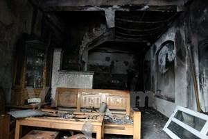 Hà Nội: Cháy nhà lúc nửa đêm, 4 người trong gia đình thiệt mạng