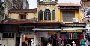 Hà Nội có 180 căn nhà cổ ở tình trạng nguy hiểm
