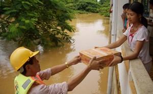 Hà Nội hỗ trợ các tỉnh Nam Trung Bộ 4 tỷ đồng