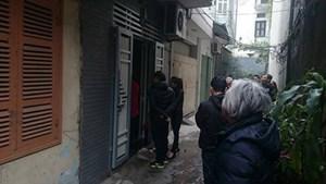 Nhà trong ngõ phát hoả giữa trưa, cư dân hoảng loạn
