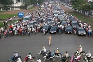 Hà Nội: Phân luồng giao thông phục vụ bầu cử các cấp