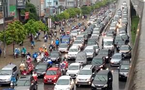 Hà Nội phân luồng, hạn chế giao thông phục vụ Diễn đàn WEF ASEAN 2018