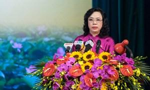 Hà Nội: Phát hiện, xử lý các vụ tham nhũng còn hạn chế