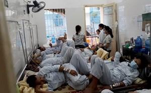 Hà Nội: Quá tải bệnh nhân sốt xuất huyết