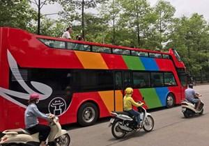 Hà Nội sắp có xe buýt 2 tầng phục vụ khách du lịch